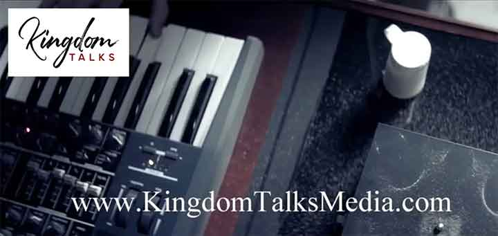 Kingdom Talks 5-17-19- Today's Guest Kerah Riel