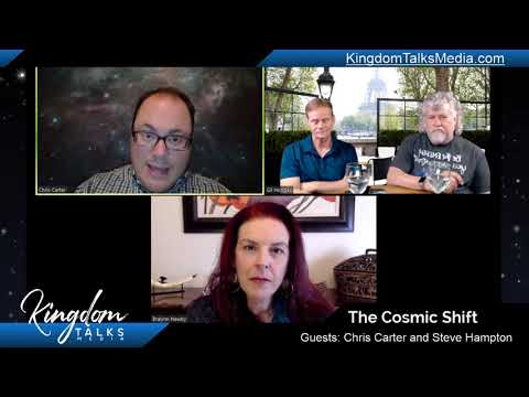 Chris Carter, Steve Hamtpon, Gil Hodges, & Bralynn Newby – The Cosmic Shift