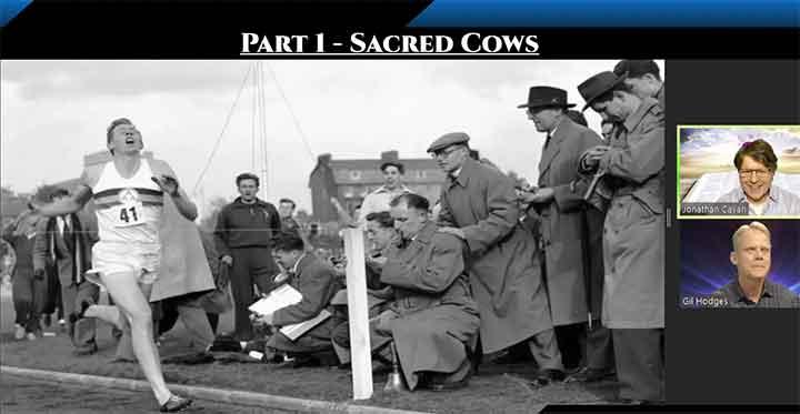 Jonathan Cavan – 1 – Sacred Cows 7.2.2020