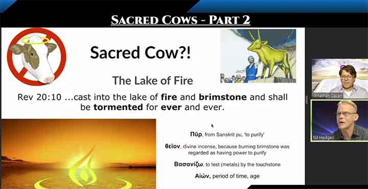 Jonathan Cavan – 2 – Sacred Cows 7.2.2020