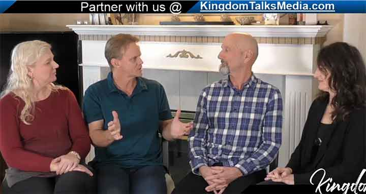 Kingdom Talks with your Host Gil Hodges