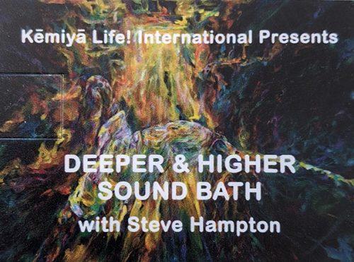 Deeper & Higher Sound Bath