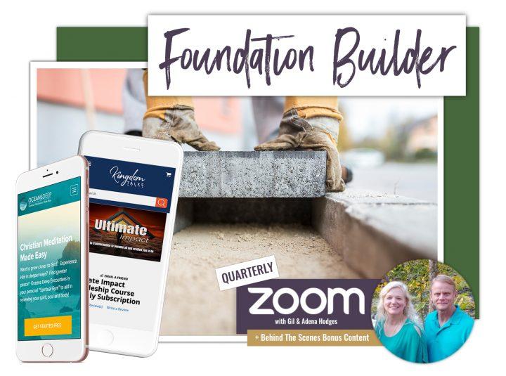 Foundation Builder Partner