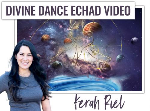 Divine Dance Echad Video Kerah Riel